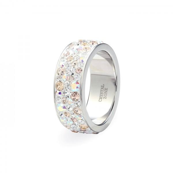 Gyűrű GALAXY, Crystal, Small